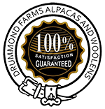 Drummond Farms Alpacas and Woolens - Satisfaction Guaranteed
